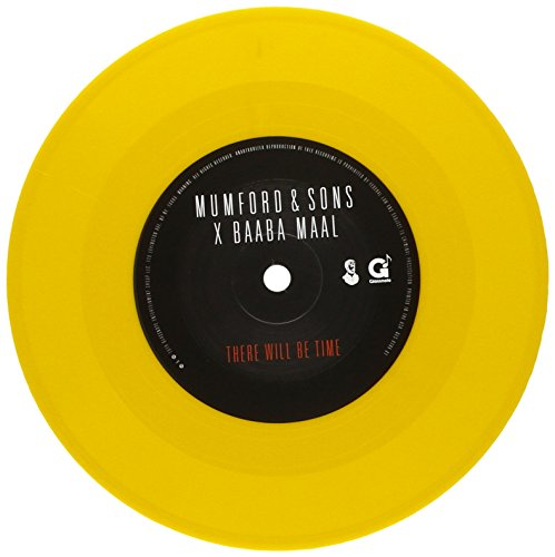 Music : There Will Be Time (Orange Vinyl/Clear Sleeve) (Rsd)