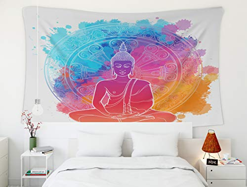 Wall Hanging Tapestry,Watercolor Eagle,Tapestry,Shorping 60x50 Inch Large Tapestry for Décor Bedroom and Dorm plant template textile texture tree trendy tropic tropical tropical pattern wallpaper - Textile Nirvana