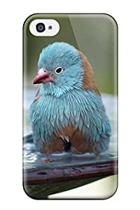 Lennie P. Dallas's Shop New Blue Bird Bath Protective Iphone 4/4s Classic Hardshell Case