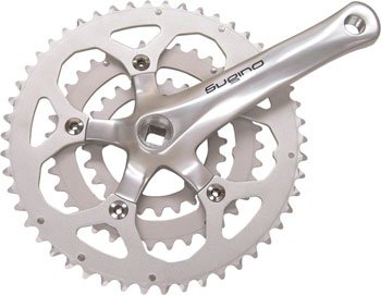 Sugino x D600 165mm 26-36-46 74-110 7-8-Speed