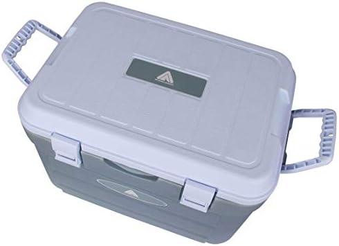Adultos Fridgo Arona 30 L pasiva Thermobox PU K/ühlbeh/älter Isolierbox Caliente /& fr/ía Azul 30 litros 10T Outdoor Equipment Unisex
