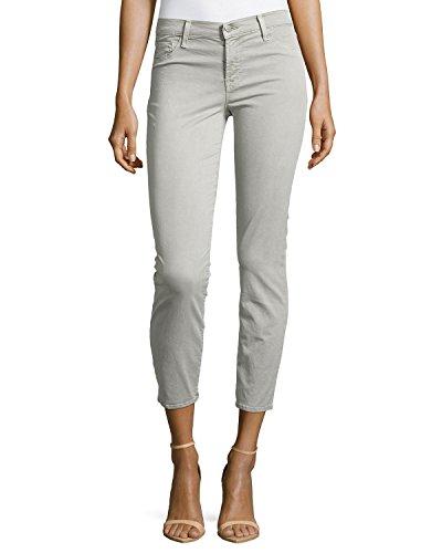 J Brand Low Rise Capri Jeans - 5