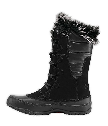 Black Boots The Purna Women's North Nuptse Face HndxUa