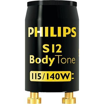Tanning Bed Starter S-12 Black 220-240v Lot of 26 by Phillips Body Tone