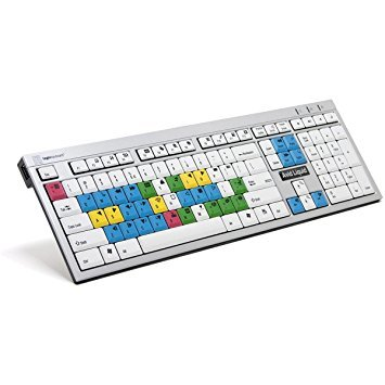 Avid Liquid (Avid Liquid Slim Line PC - Keyboard Logickeyboard)
