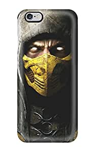 High-quality Durability Case For Iphone 6 Plus(scorpion In Mortal Kombat X) 4911757K10128118