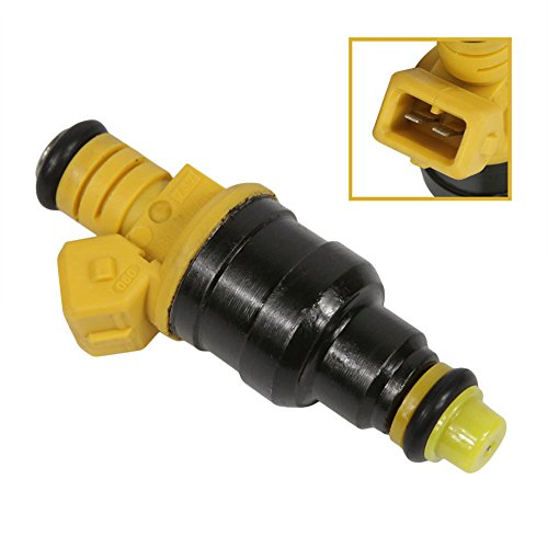 Fuel Injector For Ford F-150 F-250 F-350 E-150 E-250 E-350 Econoline Club Wagon Lincoln 4.6L 5.0L 5.4L 5.8L 1991 1992 1993 1994 1995 1996 1997 1998 1999 2000 20001 2002 Replaces 0280150718 by DOICOO