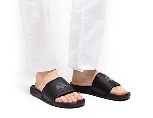 LACOSTE ラコステ メンズ サンダル FRAISIER BRD1 シャワーサンダル 靴 シューズ ワニ ロゴ ゴルフ mae057