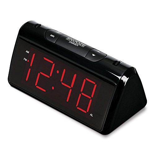 Super Large Display Alarm Clock (Analog Clock Display)