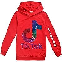 Meisjes Tik Tok Outdoor Sport Hoodie Unisex Kids Sweatshirt