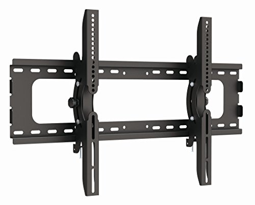 Husky Mounts 80 Inch Universal TV Wall Mount Tilting Super Heavy Duty Fits Most 80 70 65 60 55 50 47 42 40 Inch LED LCD Plasma Flat Scree TV Bracket up to VESA 700x470 (30