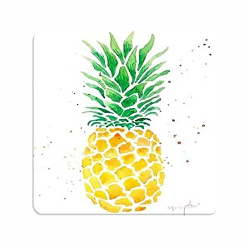 amazon com custom drawing pineapple abstract eco friendly