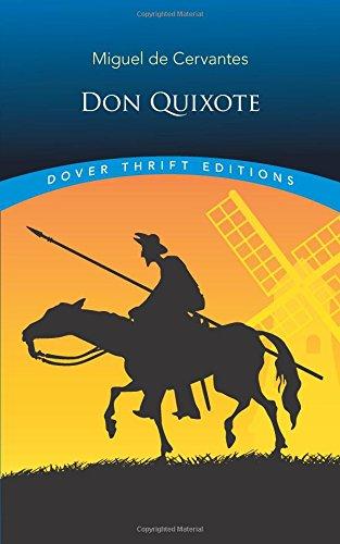 Book cover for Don Quixote