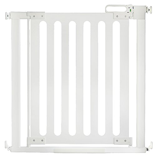 Qdos Spectrum Designer Baby Safety Gate – Meets Tougher European Standards – Modern Design and Unparalleled Safety…