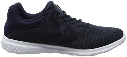 Hummel Unisex Adults' Actus Breather Fitness Shoes Blue (Total Eclipse 7364) amazon footaction uQCmTck1