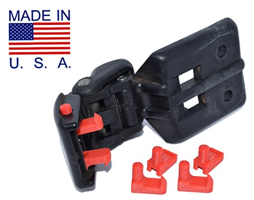 Geo tracker / Suzuki Sidekick Soft Top Roof Latch Rebuild Kit (Sidekick Roof)