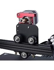 UniTak3D Direct Drive Ender 3 upgrades extruder conversiehouder aluminiumlegering Direct hotend adapterplaat voor Ender 3 Ender 3 Pro CR 10, TPU filament ondersteund