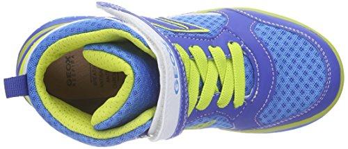GeoxJ ARGONAT BOY A - Zapatillas Niños Varios Colores - Mehrfarbig (ROYAL/LIMEC4344)