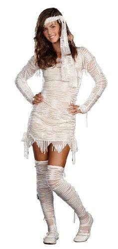 Yo Mummy Teen Costumes (Yo! Mummy Teen Costume - Size Medium)