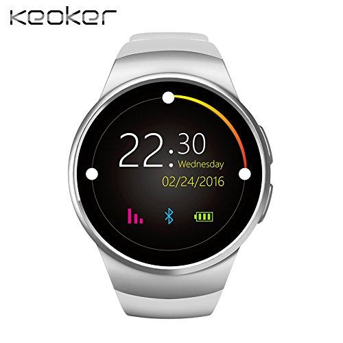bluetooth-smart-watch-keoker-13-inches-ips-round-touch-screen-water-resistant-smartwatch-phone-with-
