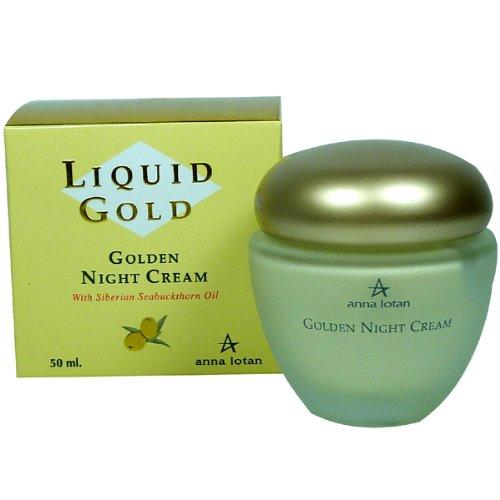 Anna Lotan Liquid Gold Golden Night Cream (50ml)