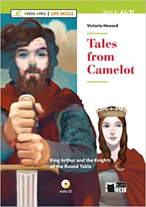 TALES FROM CAMELOT+CD GA LIFE SKILLS Black Cat. Green Apple: Amazon.es: V. Heward: Libros en idiomas extranjeros