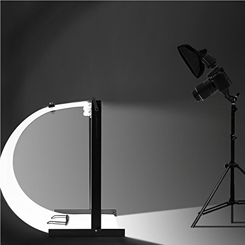 LimoStudio LED E-commerce Business Product Photo Shooting Table Stand Kit with Double LED Light Tube 6500K, Photo Studio, AGG1571 by LimoStudio (Image #7)