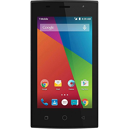 Coolpad Rogue 3320A 4GB T-Mobile Locked Smartphone - Black (Certified Refurbished) by Coolpad