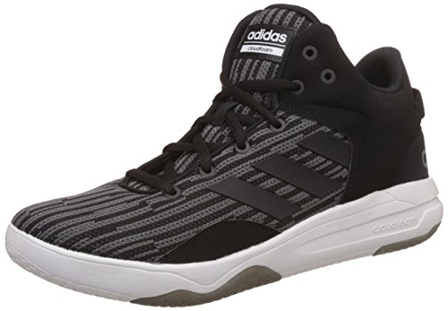 Negbas CF Noir Fitness Homme Mid Negbas adidas de Chaussures Multicolore Gris Revival Gricua PqSgdwg