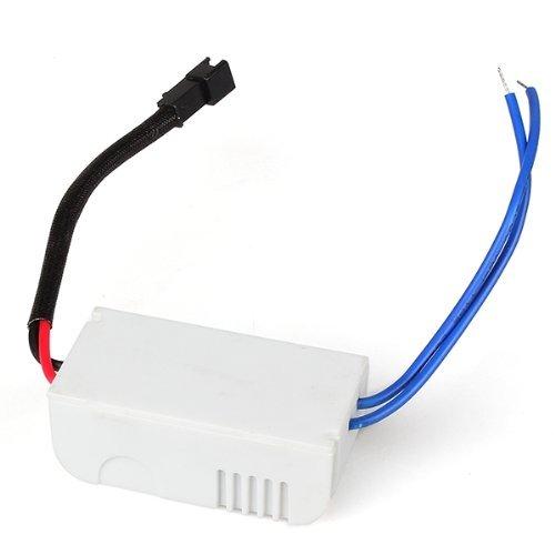 SODIAL 2 x Transformateur Alimentation Transfo Power 4-7W pour LED Ampoules R