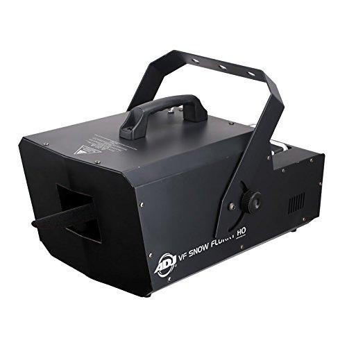 American DJ VF Snow Flurry HO 1250W High Output DMX Snow Machine Remote (Certified Refurbished)