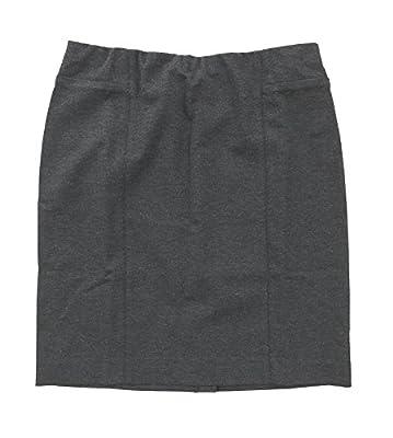 J Jill Women's - Seamed Ponte Knit Pull-On Pencil Skirt