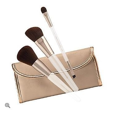 Bareminerals Give me a Swirl 3 pc full size brush collection