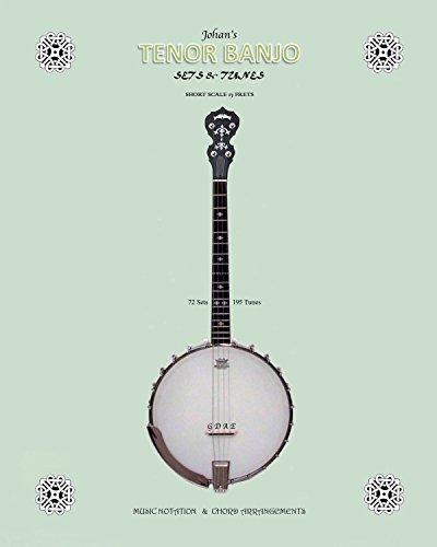 Johan's TENOR BANJO: Sets & Tunes - Slide Banjo