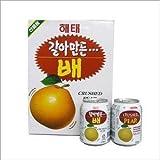 [Korea Food / Korea tea] wholesale pear juice, 1 case (238ml x 12 lines / cans)