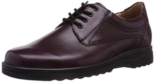 Ganter Eric, Weite G - Zapatos De Cordones para hombre Grau (bordo 4500)