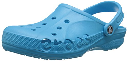 crocs Unisex Baya Clog, Electric Blue, 12 M US by Crocs