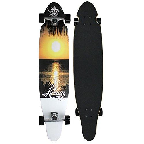 Krown Hawaii Kicktail Longboard (9 x - Longboards Krown
