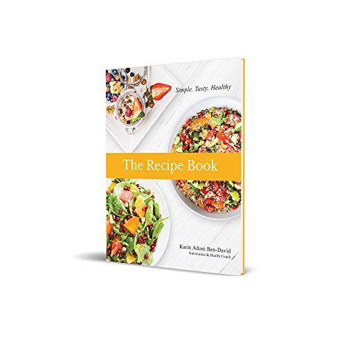 The Recipe Book by Karin Adoni Ben-David