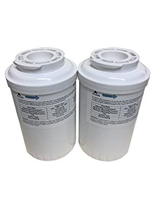 Think Alkaline pH 9.0 AF-MWF-Alkaline water filter replacement (compatible with GE model MWF) two-pack