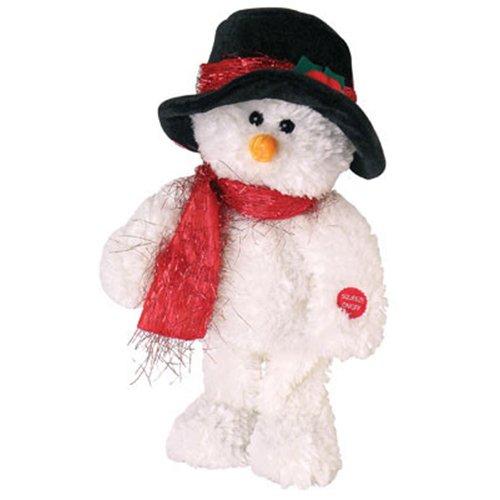 Dancing Snowman (14