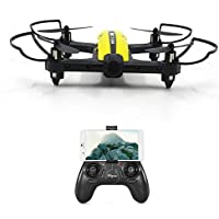 Goolsky T18 Wifi FPV 720P Wide Angle HD Camera Mini RC Racing Drone RTF Quadcopter