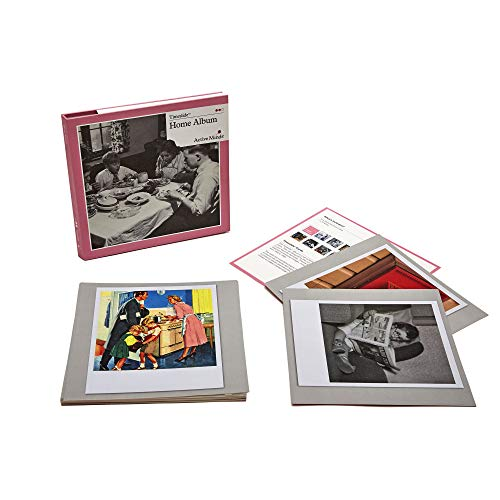 Active Minds Home Reminiscence Card Album | Specialist Alzheimers/Dementia Memory Promoting Activity w/ 15 Images