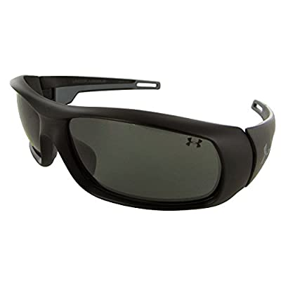 Under Armour Hammer Polarized Wrap Sunglasses