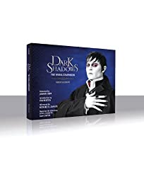 Dark Shadows: The Visual Companion - Collectable Limited Run Special Edition Signed by Tim Burton with Print