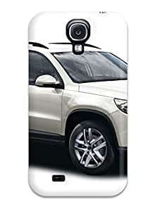 Galaxy S4 Hard Back With Bumper Silicone Gel Tpu Case Cover Volkswagen Tiguan 9