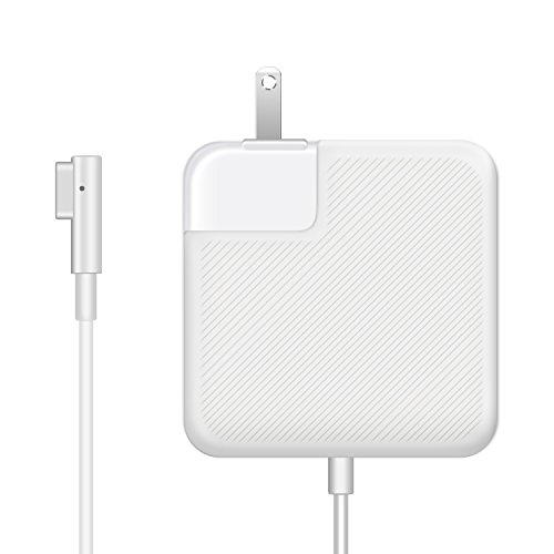 Replacement 60W L Tip Magsafe 1 Power Adapter for Mac Book Pro Charger 13-Inch Released Before Mid 2012