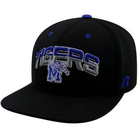 NCAA University of Memphis Tigers Flatbill Baseball Hat \ Cap