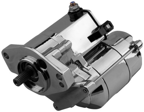 Big Twin Parts (Twin Power 1.4kW Starter for Harley Davidson 1989-2006 Big Twin (exc. 2006 Dyna)