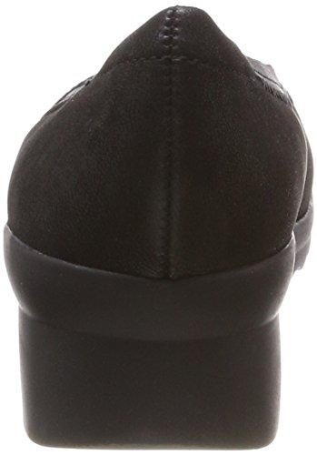 Femme Black Clarks Escarpins Noir Synthetic Caddell Dash xqnnWBg